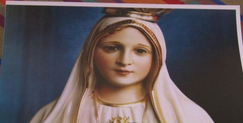 La virgen del Fátima visitará Sinaloa