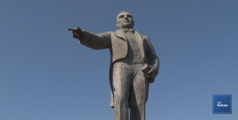 Cajemenses recordaron a Benito Juárez
