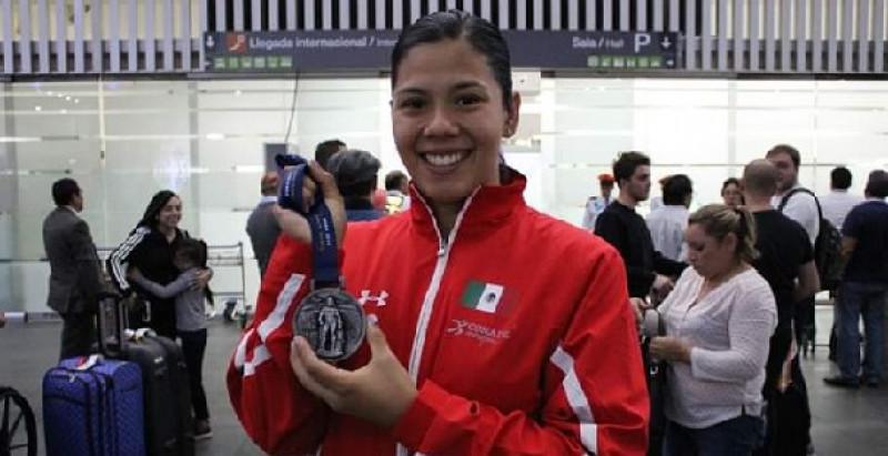 La sinaloense Briceida Acosta motivada por asistir a sus primeros Juegos Panamericanos
