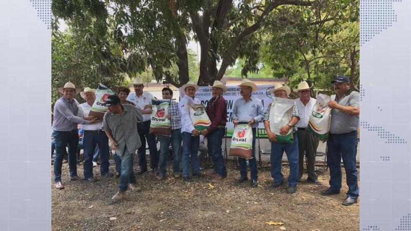 Gobierno federal no ha otorgado apoyos a productores y campesinos de Sinaloa