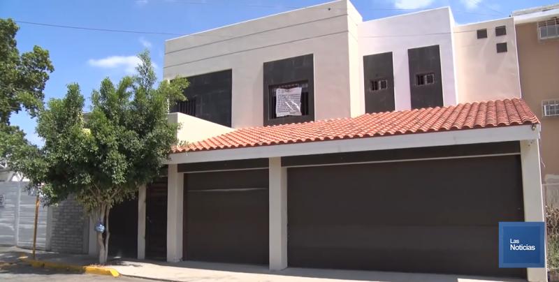 """Las casas de """"El Chapo"""" en Culiacán a la espera de ser subastadas"""