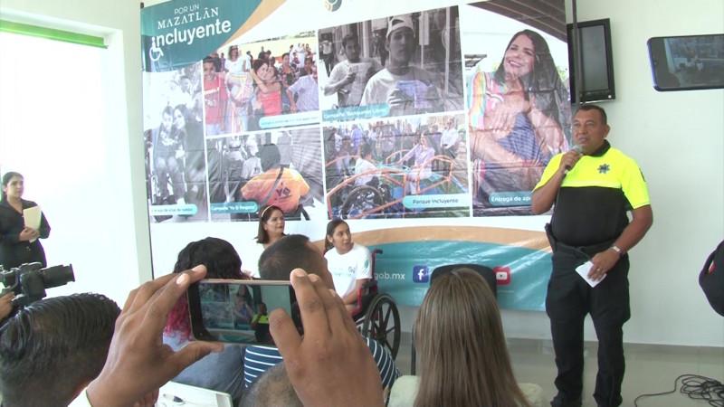 Lanzan campaña 'Por Un Mazatlán Incluyente'