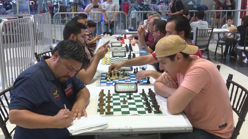 Dual de ajedrez en Los Mochis