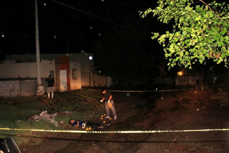 Encuentran a una persona asesinada en Los Huizachez