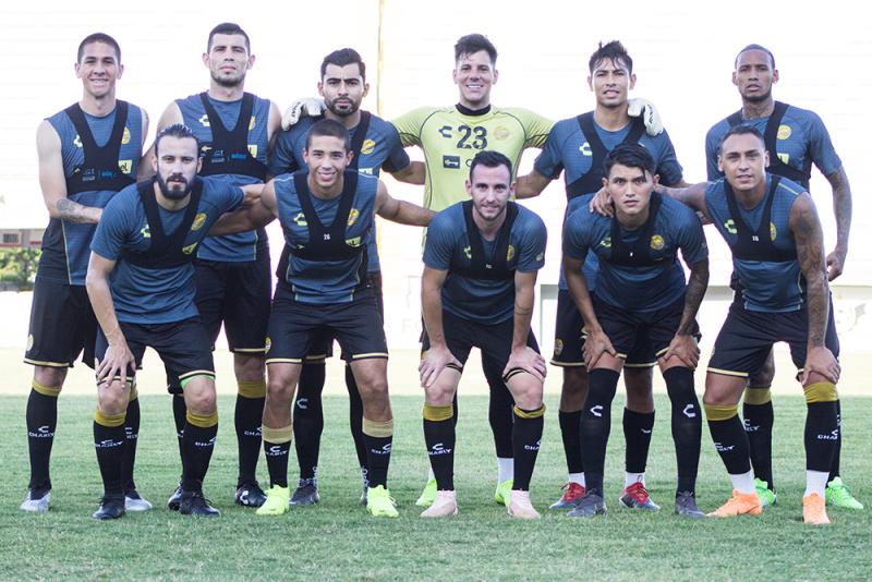 Dorados derrota 2-1 a Cimarrones en juego de preparación