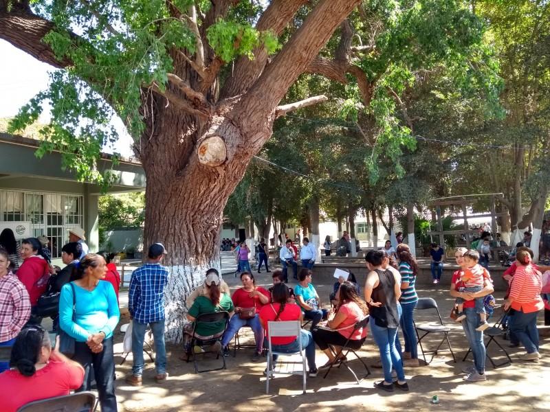 Atiende municipio comunidad marginada