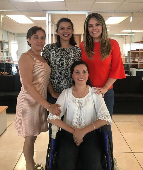 DIF Sinaloa apoyará a Leslie