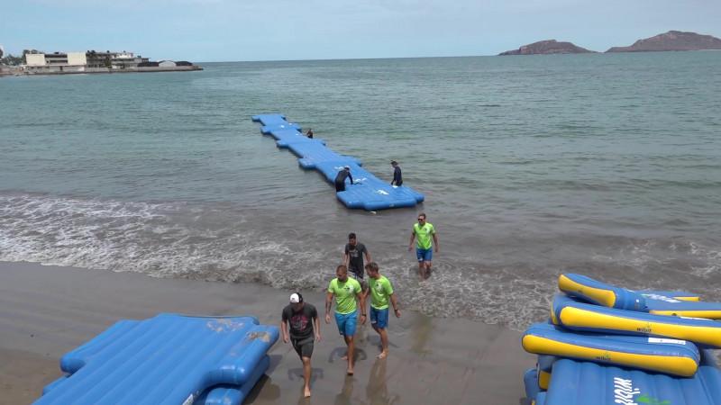 Se instala en Mazatlán nuevo atractivo turístico, llega Awax