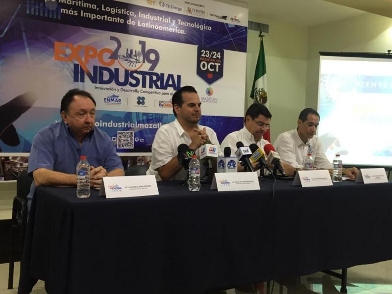 Expo industrial 2019, impulsa el desarrollo económico de Sinaloa: CANACINTRA