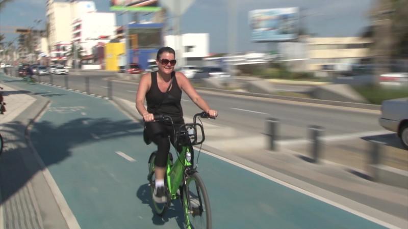 Se pronuncian ciclistas a favor de 'Muévete Chilo', piden terminar fricciones