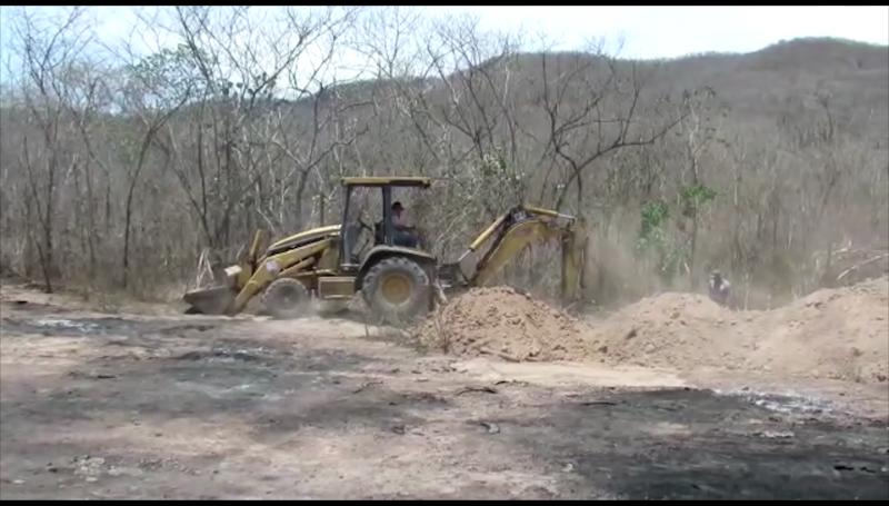 Encuentran otra fosa clandestina en Palmillas