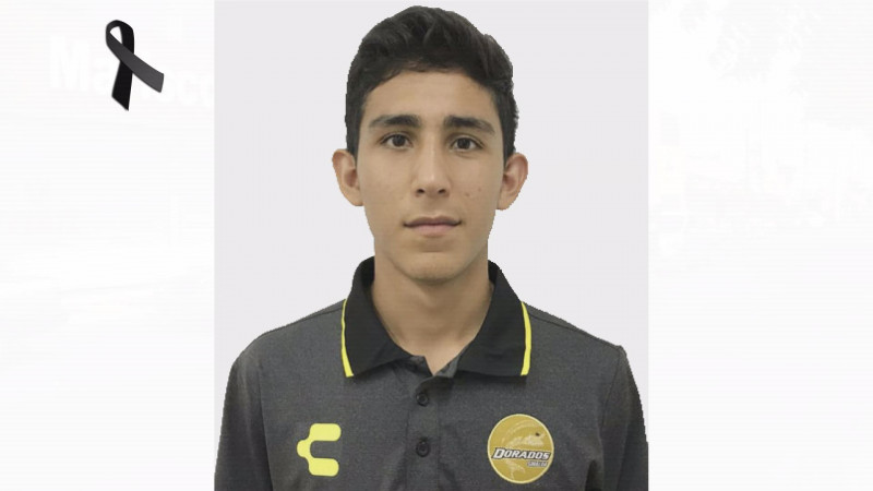 Detienen a presunto asesino del joven jugador de Dorados