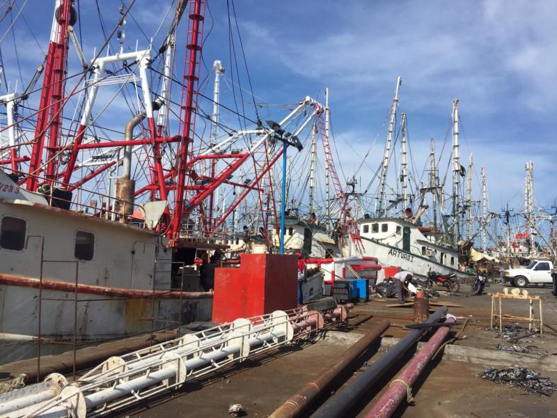Se mantiene en riesgo la salida de embarcaciones pesqueras: Armadores