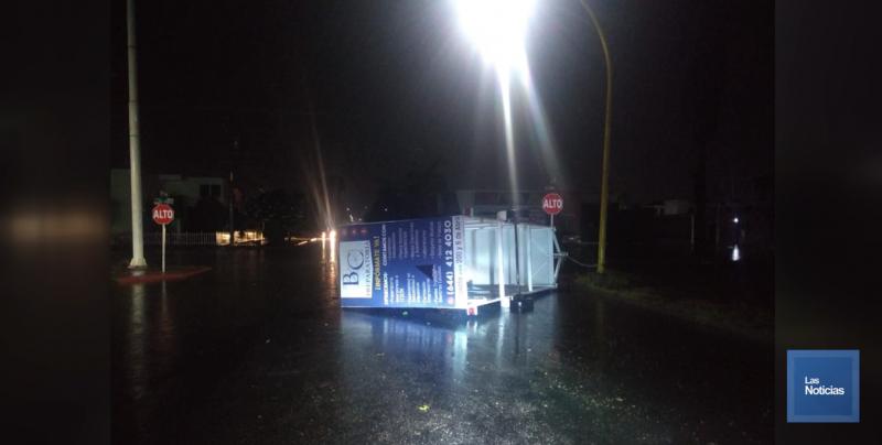 Trabaja ayuntamiento en apoyo a familias afectadas por lluvias
