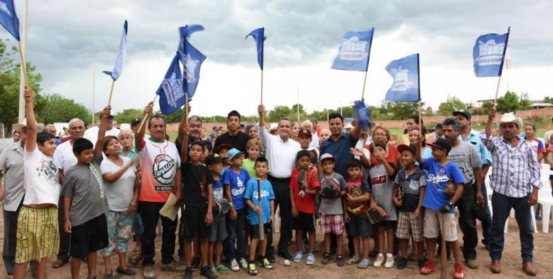 Será Cacalotán primera sindicatura con iluminación en estadio de béisbol