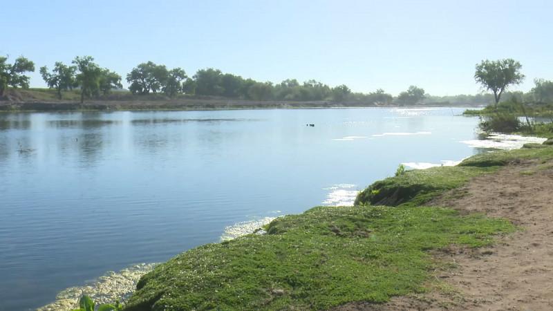 Río Fuerte, listo para las lluvias