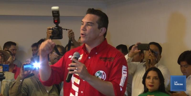 Priístas de Cajeme se suman al apoyo a Alejandro Moreno