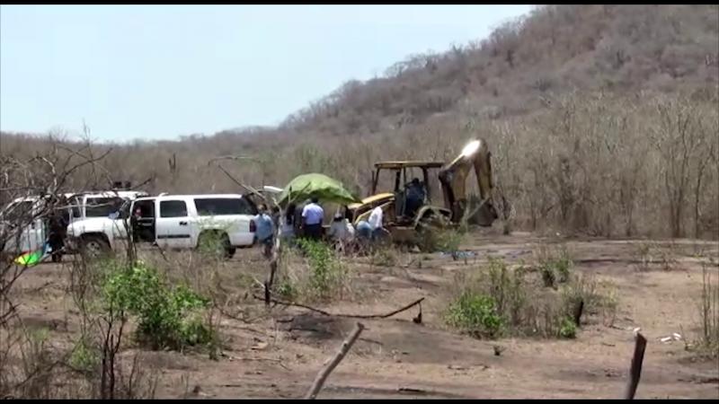 Solo 40 personas han sido identificadas de más de 80 cuerpos encontrados: VIcefiscal