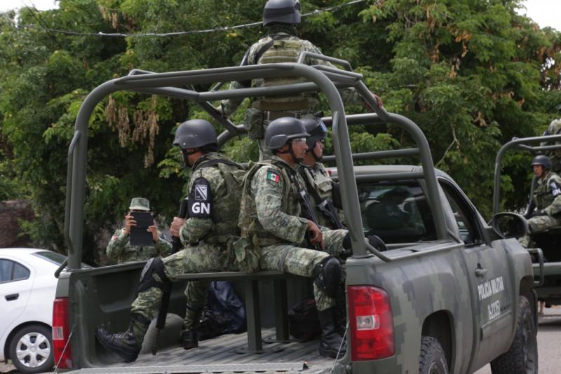 Se suma la Guardia Nacional a la coordinación de Protección Civil
