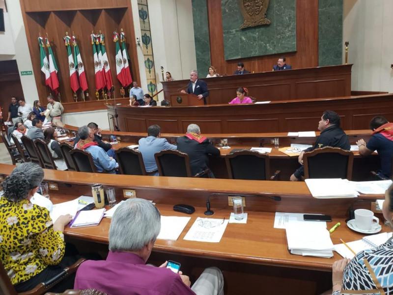 Congreso rechaza informes de cuentas públicas de 8 municipios aprobadas por la ASE