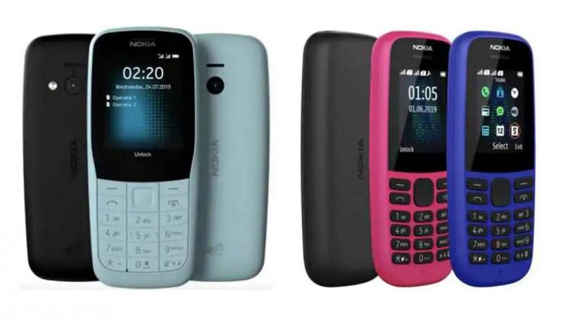 Nokia lanza dos nuevos teléfonos vintage y baratos