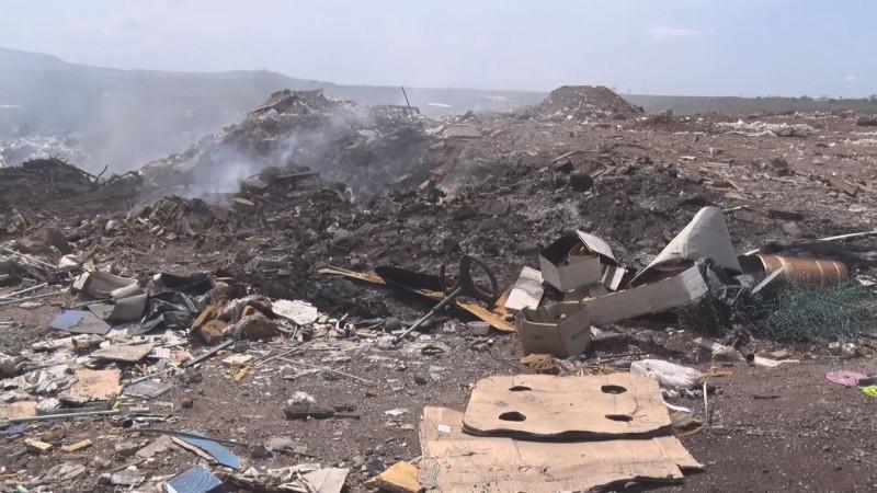 Urgente que autoridades atienden problema en basurero clandestino de El Diez