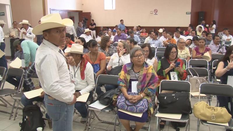 Presentan proyecto de iniciativa a Ley Indígena