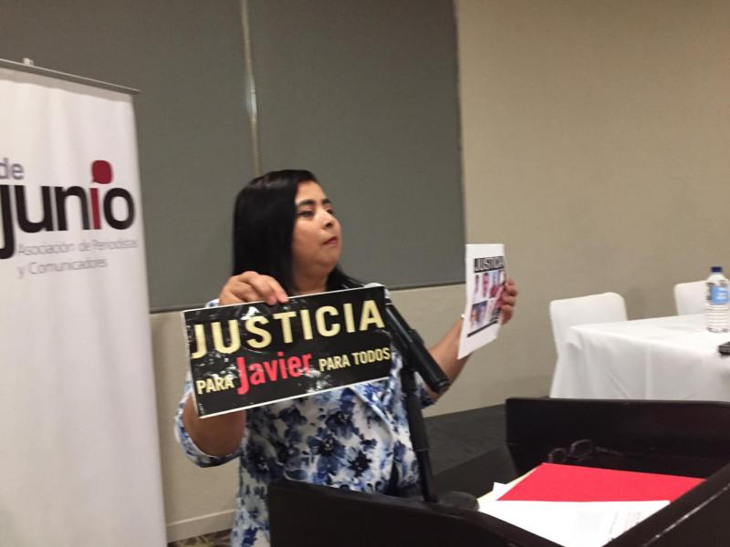 Se solidarizan periodistas de Culiacán con colegas agredidos del sur