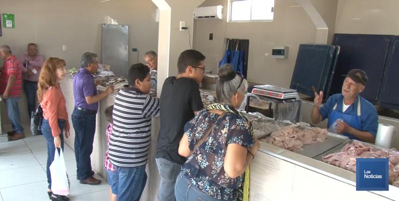 Pescaderías de Obregón registran aumento del 30% en sus ventas