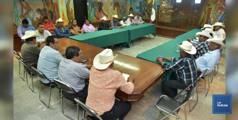 Refrenda Sergio Pablo Mariscal lazos con la Tribu Yaqui