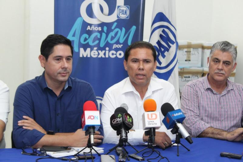 Juan Carlos Estrada es el  nuevo Presidente del  PAN