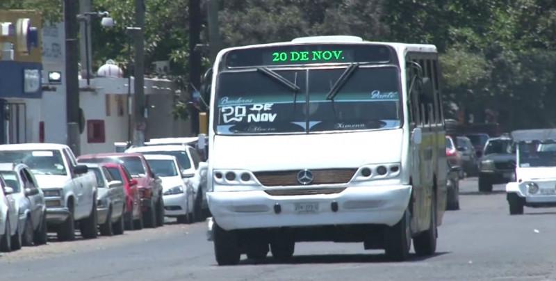 Atenderá Vialidad quejas de usuarios de transporte urbano