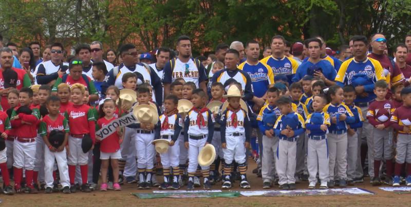 Arranca el Nacional de Beisbol Escuelita