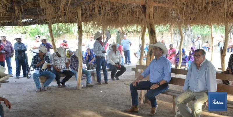 Las autoridades tradicionales de los 8 pueblos Yaquis sostuvieron una reunión en la comunidad de Vícam