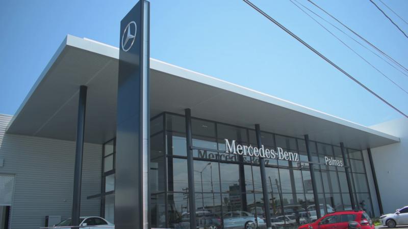 Aperturan agencia Mercedes Benz en Mazatlán