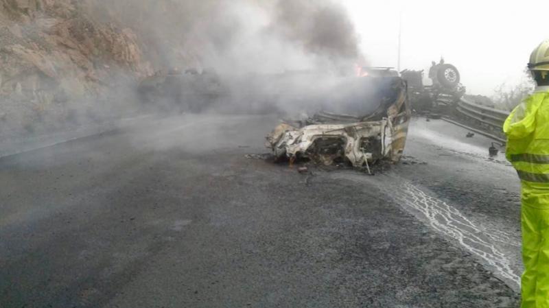 Reabren supercarretera Mazatlán-Durango luego de accidente