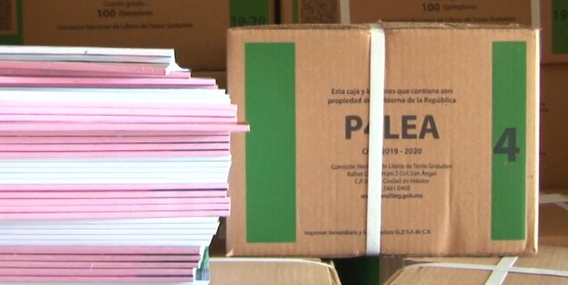 Inicia entrega de libros de texto gratuitos a primarias en la región