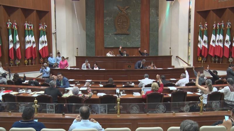 MORENA se impone de nuevo,   rechaza cuentas públicas del Gobierno del Estado en lo general