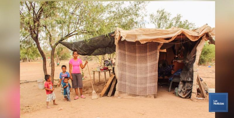 Sustituirán casas de hule y lámina en Etchojoa