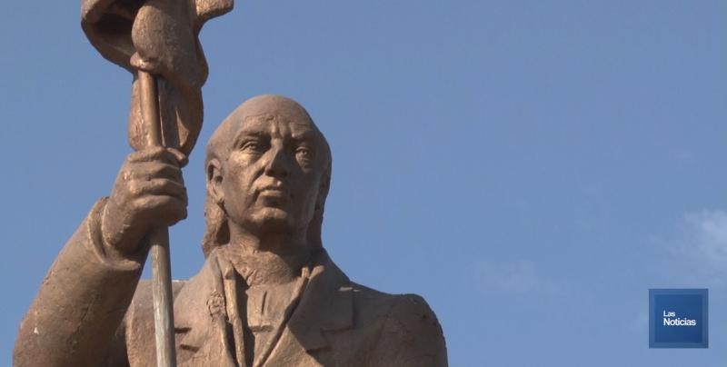 Conmemoran 208 aniversario luctuoso de Miguel Hidalgo y Costilla