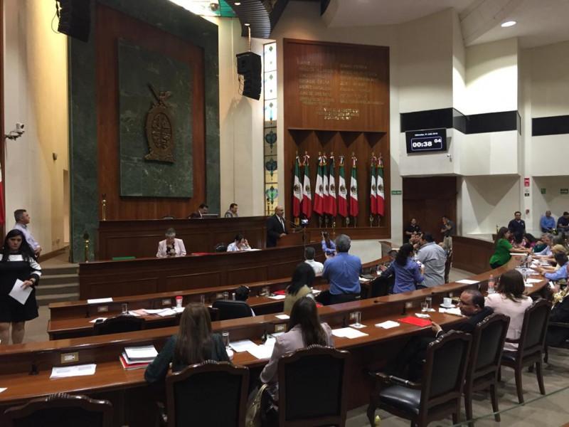Gana Morena, rechazan  el informe de las Cuentas Públicas del Gobierno del Estado de Sinaloa