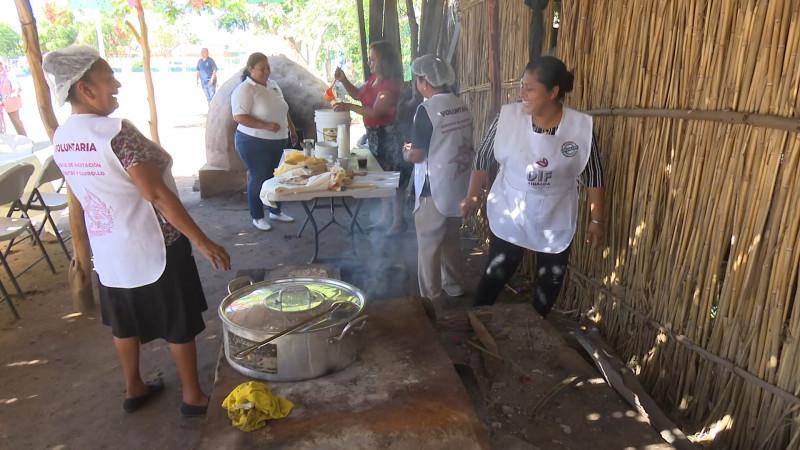 Esperan recursos para comedores comunitarios