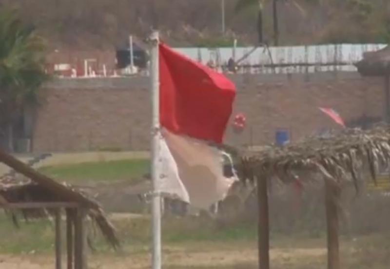 ¿Conoces el significado de los banderines de playa?