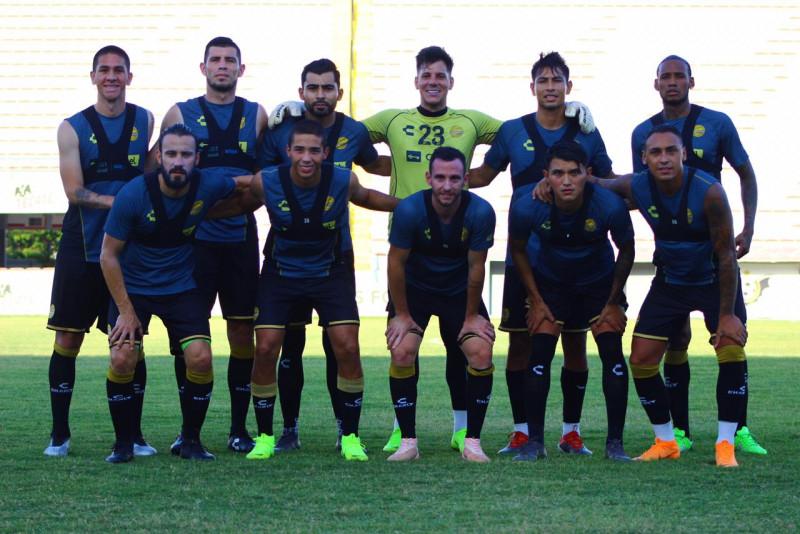 Dorados visita éste viernes a Tampico Madero en la fecha 1 del Apertura 2019