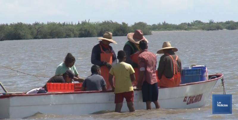 Pescadores y acuacultores también protestarán por falta de apoyos
