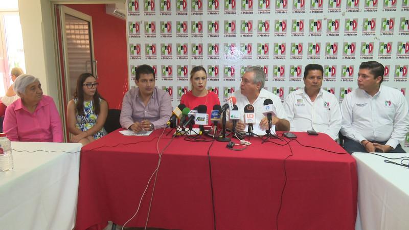 Se prepara el PRI apara elección de su dirigencia nacional