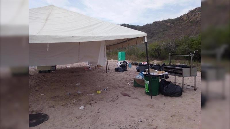 Hasta 4 mdp podría pagar organizador de la fiesta en Isla de Venados