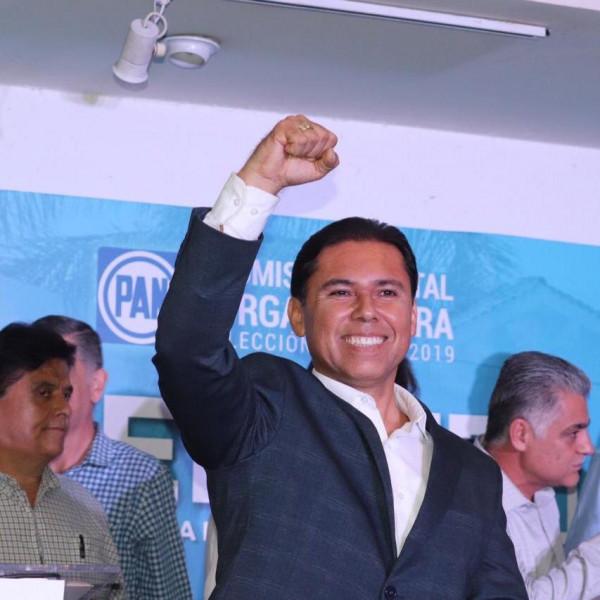 Se acabaron las divisiones en el PAN: Estrada