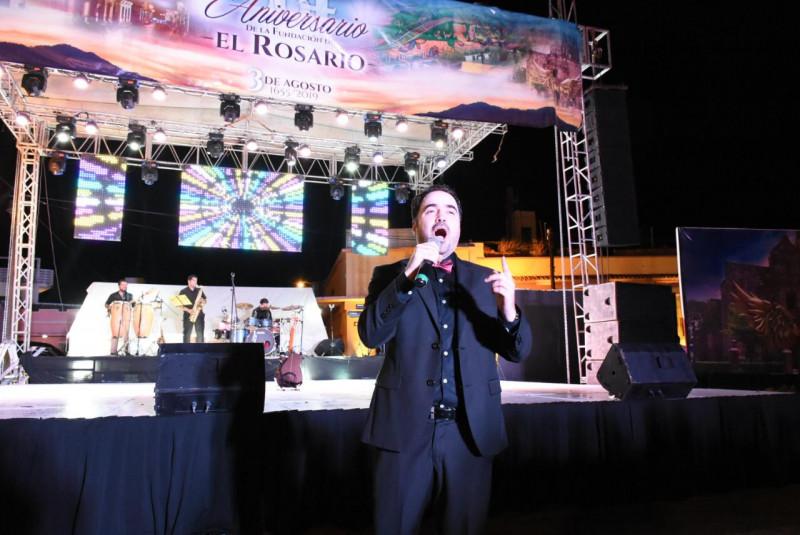 El Rosario festeja el 364 Aniversario de su fundación