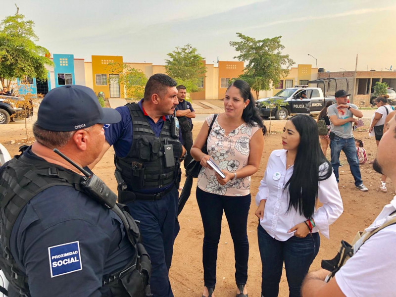 """Inicia en Mazatlán  """"Campaña de Vigilancia y cuidado de Escuelas"""""""